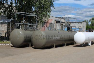 Резервуар подземный для АГЗС