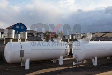 Резервуары наземные для АГЗС