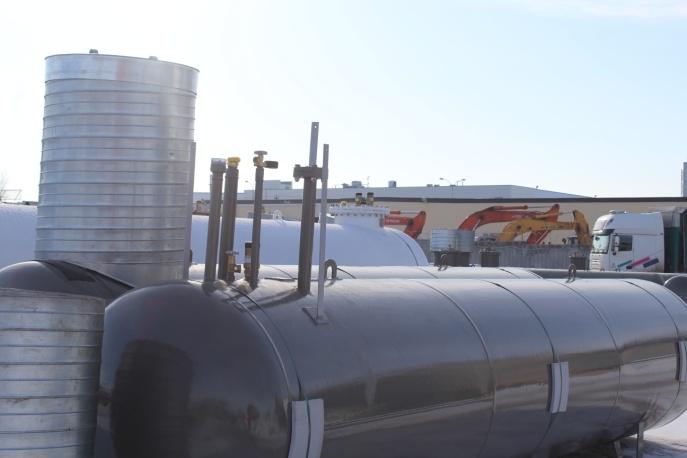 Газгольдер ЕвроСтандарт